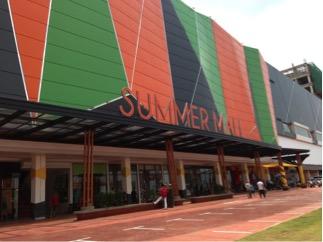 Summer Mall, Sarawak — 500 bays
